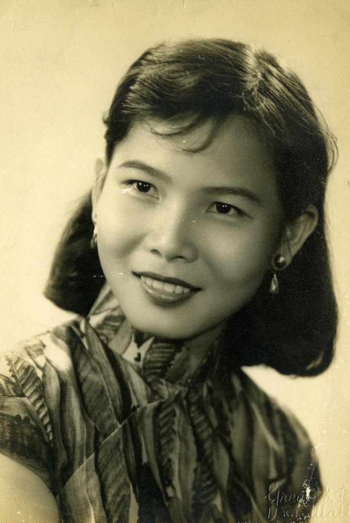 Mother of Pearl Tan