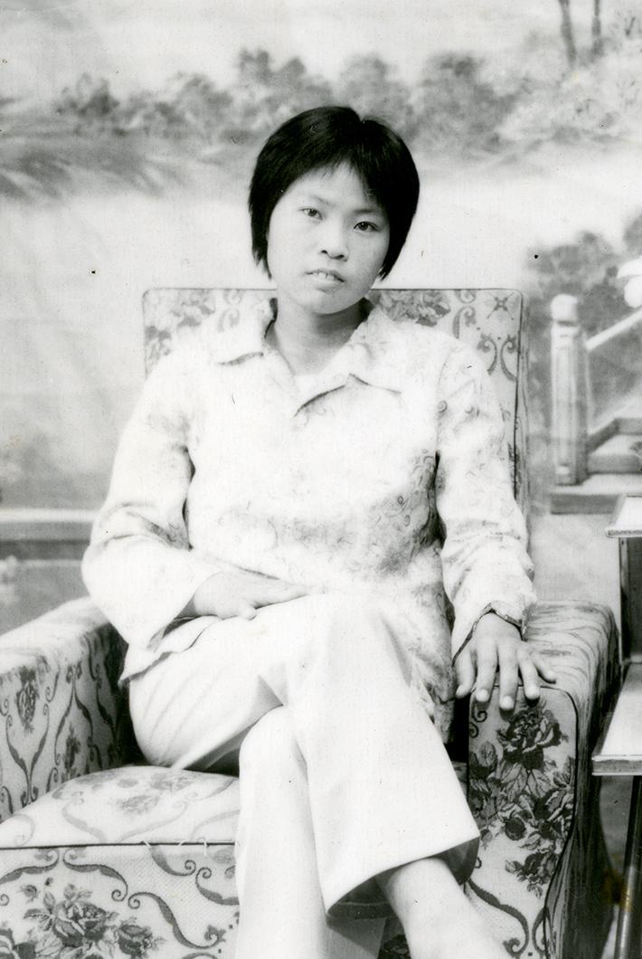 Mother of Sean Zhang